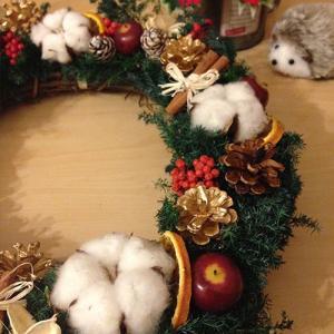 クリスマスリースhappy lpm0028 イメージ3