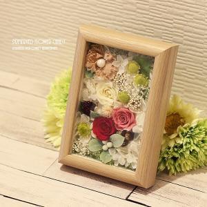 誕生日 記念日 引越し祝い お礼 お祝い 木製 フレームギフト キャンディlpm0047 イメージ1