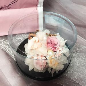 春のプリザのコサージュ入学式・卒業式・結婚式♪(ナチュラルピンク) lpm0067 イメージ3