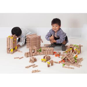『ユークリッドブロック』出産祝い 木のおもちゃ はじめてのおもちゃ 知育玩具 誕生日プレゼント 男の子 女の子 長く遊べる[a31310221]|littlegenius