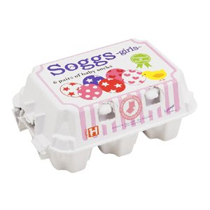 『Soggs girls』出産祝い 靴下 誕生日プレゼント 男の子 女の子 ベビーソックス[a31201358]|littlegenius