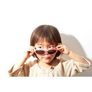 『2Way Baby Sunglasses -light pink-』出産祝い サングラス アウトドア ベビー雑貨 ベビーサングラス[a31310119]|littlegenius