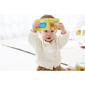 『どうぶつのおはなし』出産祝い 布のおもちゃ はじめてのおもちゃ 知育玩具 誕生日プレゼント 男の子 女の子 長く遊べる[a31310214] littlegenius