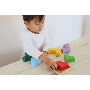 『PUZZLE』出産祝い 木のおもちゃ はじめてのおもちゃ 知育玩具 誕生日プレゼント 男の子 女の子 長く遊べる 木製玩具[a31310217]|littlegenius