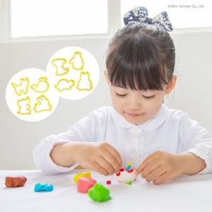 『ねことなかまたち』 出産祝い 知育玩具 誕生日プレゼント 男の子 女の子 お米のねんど|littlegenius