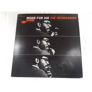 ジョーヘンダーソン モードフォージョー 中古レコード US盤 ブルーノート円質型ポスター付 ★併191228