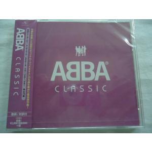 3034A アバ ABBA ベスト盤 CLASSIC 恋のウォータールー マンマミーア チキチータ ヴーレヴー 他全14曲 歌詞 対訳 付き CD 新品 1709 littletough