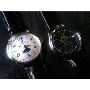 メンズ腕時計 レディース腕時計 特典新品電池サービス中 ムーンフェイズ 腕時計 送料無料 プレゼント アルファーブランド 人気ランキング|littlybaby