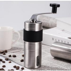 材質:ステンレス+セラミック  サイズ:高さ13.2cm *直径4.8cm(約)  容量:コーヒー豆...