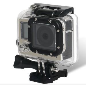 Gopro Hero4 Hero3+ Hero3 ハウジングケース 防水 ケース 40mまで 水中撮影用 ゴープロ gopro hero カメラ アクセサリー ハウジング 防水ケース ダイビング|livekurashi
