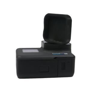 GoPro HERO7 6 5 レンズカバー キャップ レンズ カバー キズ防止 保護カバー 防塵 汚れ ホコリ防ぐ|livekurashi