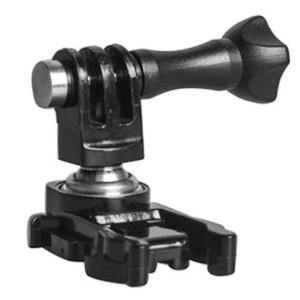 GOPRO DJI Osmo Action カメラ用 アクションカメラ用 360度回転 固定 ベース マウント ボールジョイントバックル マウントアダプター 調節可能アダプター|livekurashi