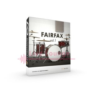 XLN Audio ◆ Fairfax Vol. 1 ADpak◆ Addictive Drums2...