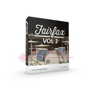 XLN Audio ◆ Fairfax Vol. 2 ADpak◆ Addictive Drums2...