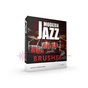 XLN Audio ◆ Modern Jazz Brushes ADpak◆ Addictive D...