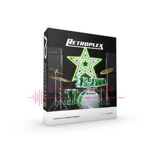 XLN Audio ◆ Retroplex ADpak◆ Addictive Drums2専用拡張音...