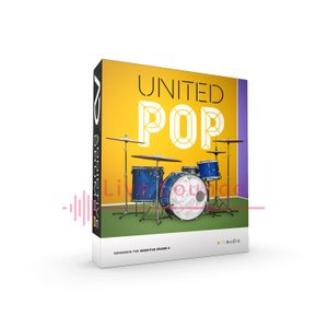 XLN Audio ◆ United Pop ADpak◆ Addictive Drums2専用拡張...