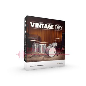 XLN Audio ◆ Vintage Dry ADpak◆ Addictive Drums2専用拡...