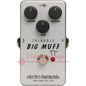 electro-harmonix エレクトロハーモニクス ◆ Triangle Big Muff P...
