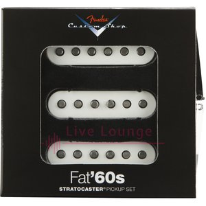 Fender フェンダー ◆ 純正品 Custom Shop Fat '60s Stratocast...