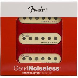 Fender フェンダー ◆ 純正品 Gen 4 Noiseless Stratocaster Pi...