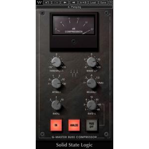 WAVES ◆ SSL G-Master Buss Compressor ◆オンライン納品
