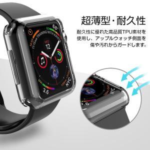 Apple Watch 4 クリアケース 44...の詳細画像2