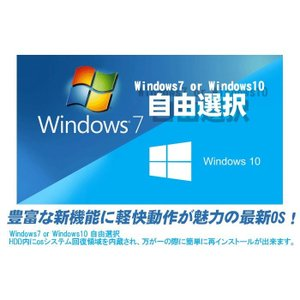 中古パソコン デスクトップパソコン Corei3 相当 新品WiFi メモリ4GB 新品SSD モニター デュアルコア&AMD CPU Windows10 64Bit DtoD HP Compaq|livepc2|04