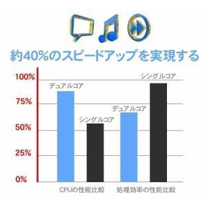 アウトレット windows10 Pro64 22インチ液晶 シークレット デュアルコア Dual-Core メモリ4GB  DVD Windows7 「あすつく対象品」|livepc2|04
