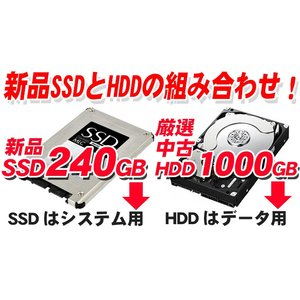 ポイント2倍 第2世代Corei7 2600-3.4GHz 新品SSD120GB+HDD1TB メモリ8GB 新品WIFI GeForece  Windows10 Pro64bit DELL Vostro 460 Windows7 あすつく|livepc2|03
