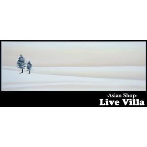 インテリアアート 花・緑(同梱不可商品) |livevilla
