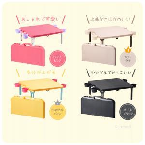 折りたたみ ピクニックテーブル 運動会 バタフライレジャーテーブル角型|livewell|10