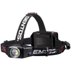 GENTOS 充電式ヘッドライト GH-003...の関連商品1