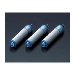 【在庫あり・送料無料】 LIXIL(INAX) 交換用浄水カートリッジ(3本セット)(高塩素除去タイプ):JF-21-T|living-support