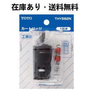 【在庫あり・送料無料】 TOTO シングルバルブ部カートリッジ(上げ吐水用):THY582N|living-support