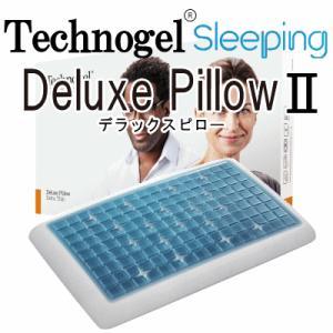 テクノジェル スリーピングピロー デラックス モデル2  ピロー 枕|livingdays