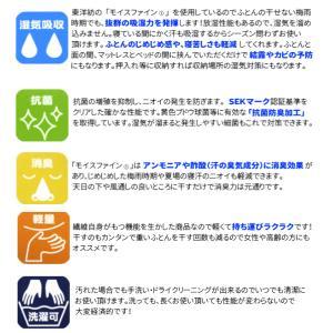 除湿マット 除湿シート セミダブル 110cmX180cm さらっとファイン センサー付き 除湿|livingdays|02
