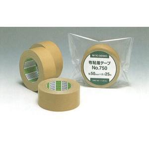 布粘着テープ 25m(長さ)*50mm(幅)30巻 NO.750|livingdays