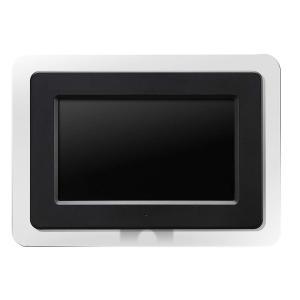 デジタルフォトフレーム  7型カラー液晶搭載ブラック GHV-DF7C(K) GREEN HOUSE|livingheart