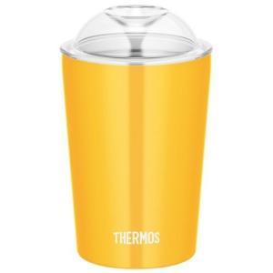保冷ストローカップ オレンジ 300ml JDJ-300 OR サーモス|livingheart