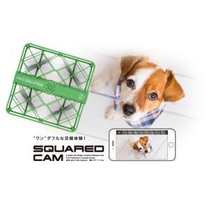 ドローン カメラ付き 気圧センサー搭載 SQUARED CAM GB050 GB051 ジーフォース|livingheart