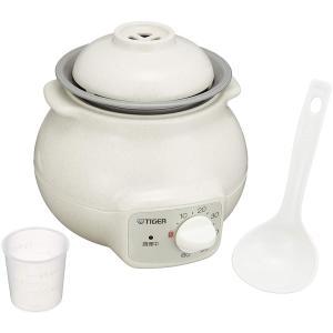 電気 おかゆ 炊飯器 茶碗 3 杯分 CFD-B280-C タイガー|livingheart