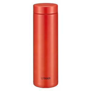 水筒 500ml 直飲み ステンレス ミニ ボトル なめらか 飲み口 サハラ マグ 軽量 夢重力 バレンシア オレンジ MMZ-A501-DO タイガー|livingheart