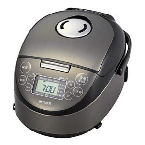 IH炊飯ジャー(3合炊き) サテンブラックTIGER 炊きたて JPF-A550-K タイガー|livingheart