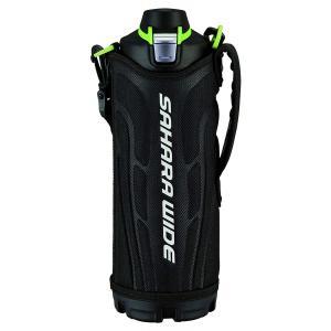 水筒 クール・スポーツボトル ブラック 1.2L   直飲み スポーツ ボトル MME-E120KN タイガー魔法瓶 livingheart