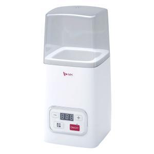 エムケー ヨーグルト・甘酒メーカー YA-100W-Wホワイト|livingheart