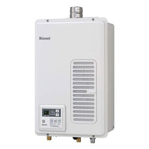 ガス給湯器 リンナイ 16号 給湯専用タイプ FE方式・屋内壁掛型 RUX−V1615SWFA−E プロパンLPG|livingheart