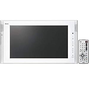 浴室テレビ 16V型 DS-1600HV-WSR ホワイト 地上・BS・110度CSデジタルハイビジョン  リンナイ|livingheart
