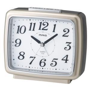 目覚まし置き時計 ブリリア シャンペンゴールド T-722 CGM-Z MAG |livingheart
