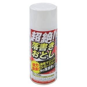 落書きおとし 高森コーキ 超絶  スプレー 200ml TU-111|livingheart